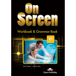 Зошит On Screen B1 Workbook & Grammar Book