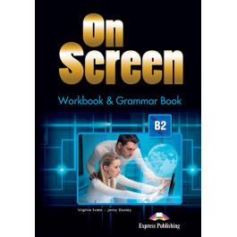 Зошит On Screen B2 Workbook & Grammar Book with Digibook App