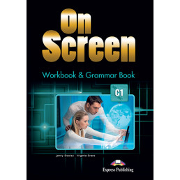 Зошит On Screen C1 Workbook & Grammar Book