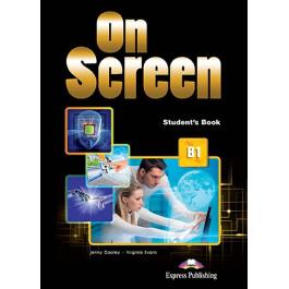 Підручник On Screen B1 Student's Book