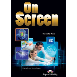 Підручник On Screen B2 Student's Book