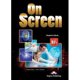 Підручник On Screen B2+ Student's Book