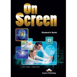 Підручник On Screen C1 Student's Book with Digibooks App