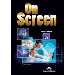 Підручник On Screen C2 Student's Book with Digibooks App