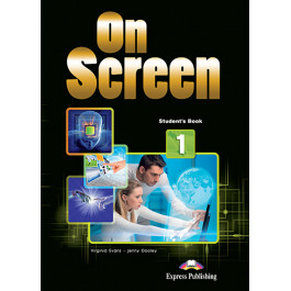 Підручник On Screen 1 Student's Book