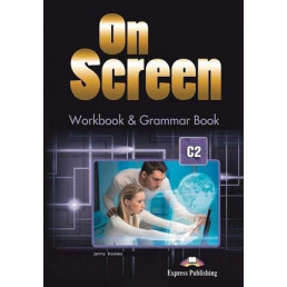 Зошит On Screen C2 Workbook & Grammar Book with Digibook App