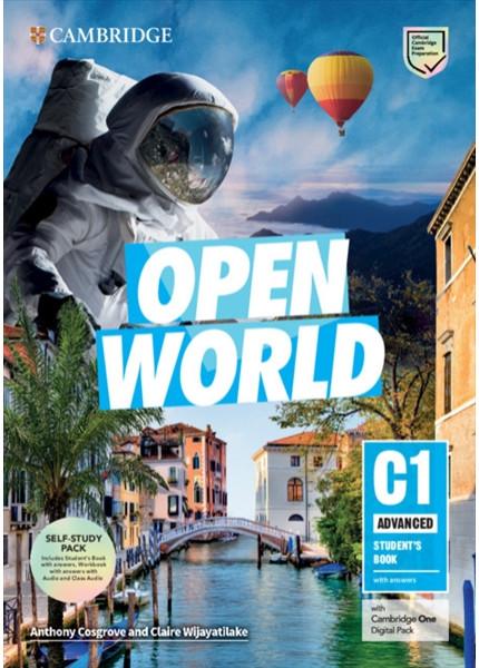 Open World Advanced Self-Study Pack