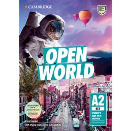 Підручник і зошит Open World Key Self-Study Pack