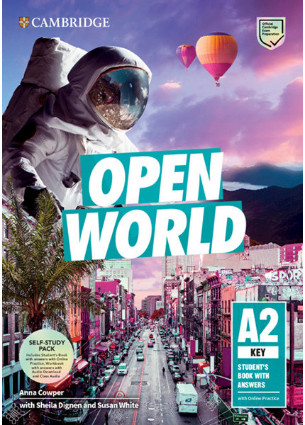 Open World Key Self-Study Pack