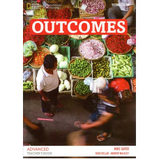 Книга вчителя Outcomes Advanced Teacher's Book with Class Audio CD