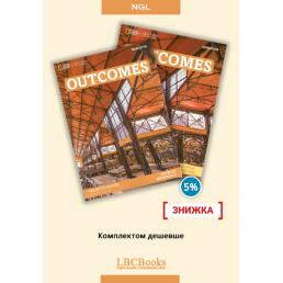 Комплект: Підручник і зошит Outcomes Pre-Intermediate Pack