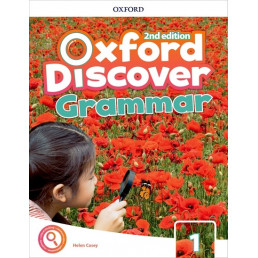 Граматика Oxford Discover 1 Grammar Book