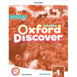 Зошит Oxford Discover 1 Workbook