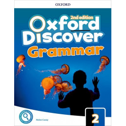 Граматика Oxford Discover 2 Grammar Book