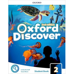 Підручник Oxford Discover 2 Student's Book