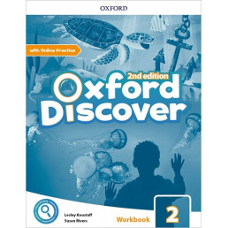 Зошит Oxford Discover 2 Workbook