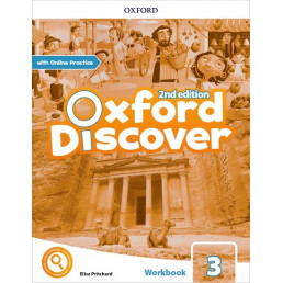 Зошит Oxford Discover 3 Workbook