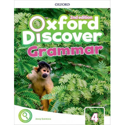 Граматика Oxford Discover 4 Grammar Book