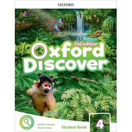 Підручник Oxford Discover 4 Student's Book