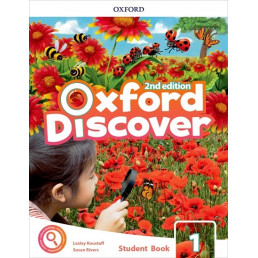 Підручник Oxford Discover 1 Student's Book