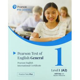 Книга вчителя Practice Tests Plus Level 1