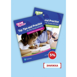 Top Tips and Practice for PTE Young Learners Pack