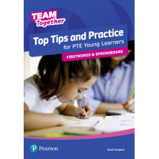 Top Tips and Practice for PTE Young Learners Firstwords and Springboard