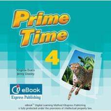 Інтерактивний додаток Prime Time 4 ieBook