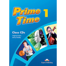 Аудіо диск Prime Time 1 Class Audio CD