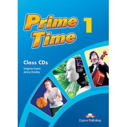 Аудіо диск Prime Time 1 Class Audio CD