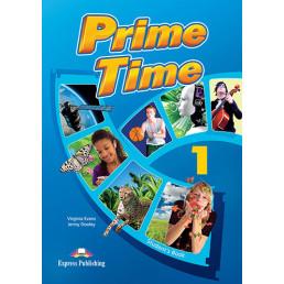 Підручник Prime Time 1 Student's Book