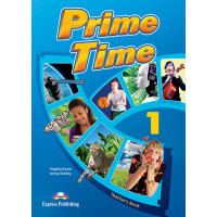 Книга вчителя Prime Time 1 Teacher's Book