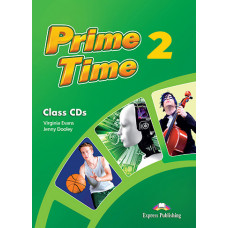 Аудіо диск Prime Time 2 Class Audio CD