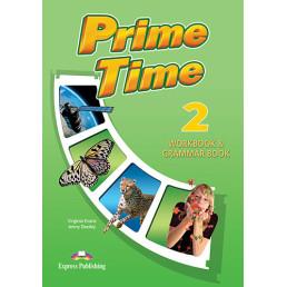 Зошит Prime Time 2 Workbook & Grammar Book