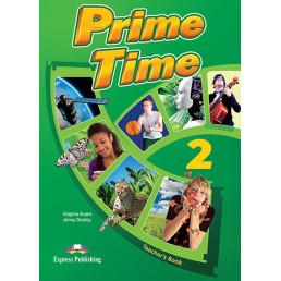 Книга вчителя Prime Time 2 Teacher's Book