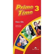 Аудіо диск Prime Time 3 Class Audio CD