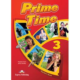 Книга вчителя Prime Time 3 Teacher's Book