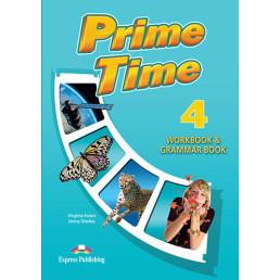Зошит Prime Time 4 Workbook & Grammar Book
