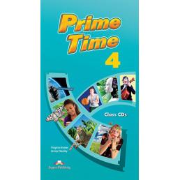 Аудіо диск Prime Time 4 Class Audio CD