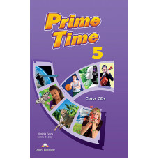 Аудіо диск Prime Time 5 Class Audio CD