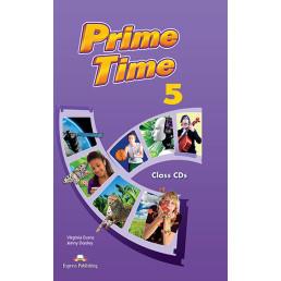 Аудіо диск Prime Time 5 Class Audio CD
