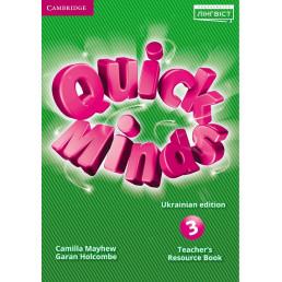 Ресурси для вчителя Quick Minds 3 Teacher's Resource Book