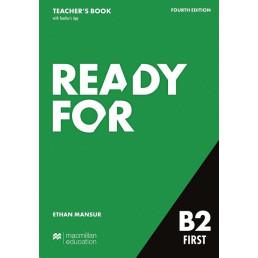 Книга вчителя Ready for B2 First 4th Edition Teacher's Book