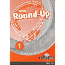Книга вчителя New Round-Up 1 Teacher's Book + Audio CD