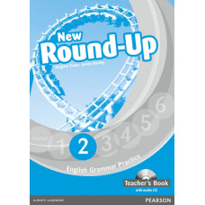 Книга вчителя New Round-Up 2 Teacher's Book + Audio CD