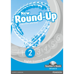 Книга вчителя New Round-Up 2 Teacher's Book + Audio CD