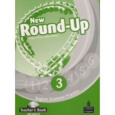 Книга вчителя New Round-Up 3 Teacher's Book + Audio CD
