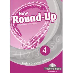 Книга вчителя New Round-Up 4 Teacher's Book + Audio CD