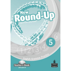 Книга вчителя New Round-Up 5 Teacher's Book + Audio CD