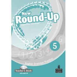 Книга вчителя New Round-Up 5 Teacher's Book + Audio CD